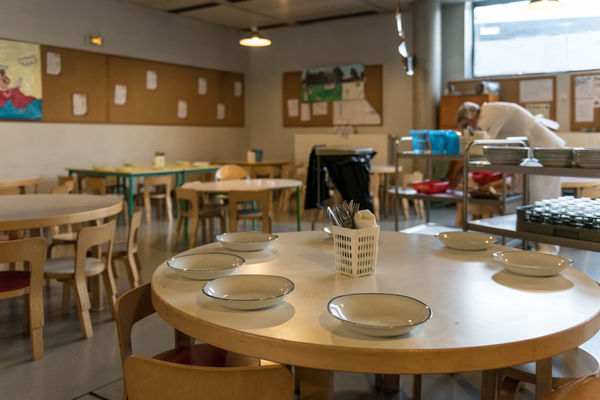 Restauration scolaire - maternelle